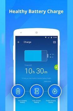 Battery Saver - Battery Charger & Battery Life screenshot 1
