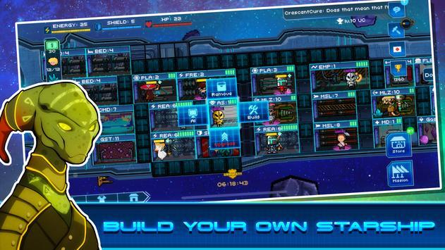 Pixel Starships™ plakat
