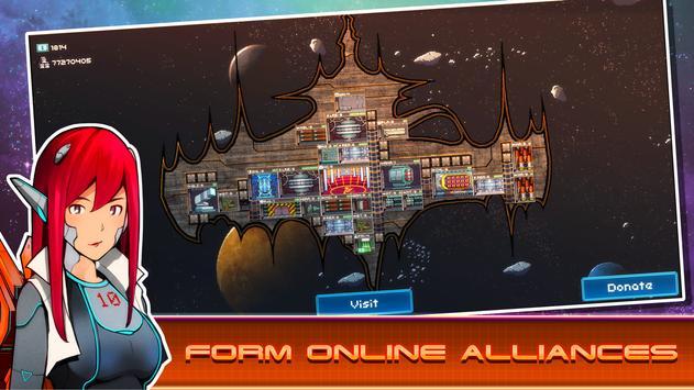 Pixel Starships™ screenshot 1
