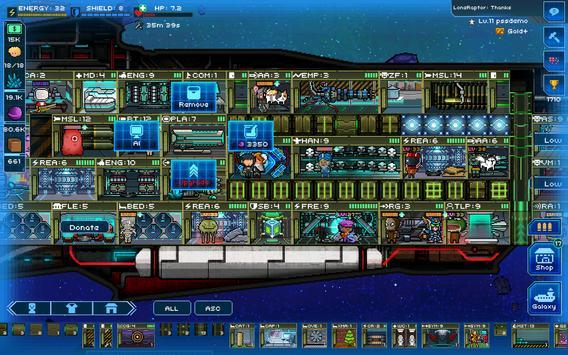 Pixel Starships™ screenshot 20