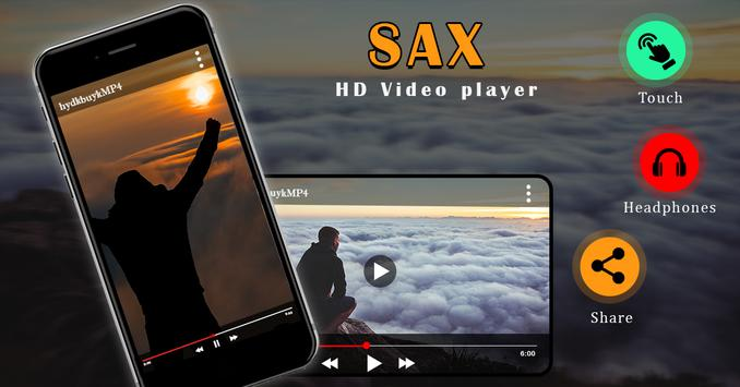 SAX Video Player poster