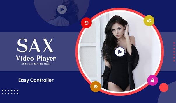 SAX Video Player - All in one Hd Format pro 2021 تصوير الشاشة 5