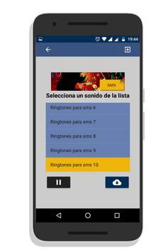 Ringtones para llamadas para android. screenshot 3
