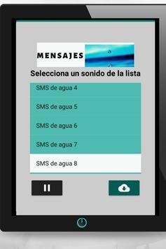 Sonidos de agua screenshot 6