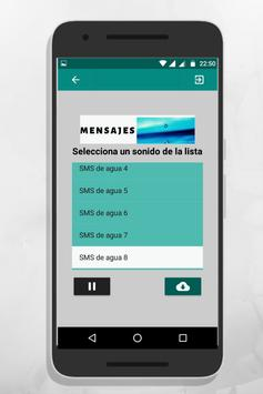Sonidos de agua screenshot 3