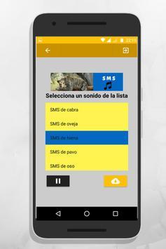 sonidos de animales para tonos y llamadas gratis screenshot 3