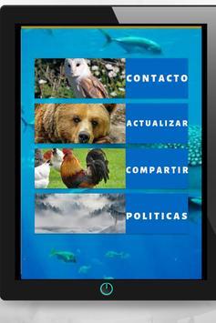 sonidos de animales para tonos y llamadas gratis screenshot 5