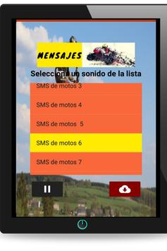 Motorcycle sounds for Android screenshot 6