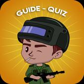 P-U-B-G Guide & Quiz Challenge icon