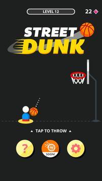 Street Dunk poster