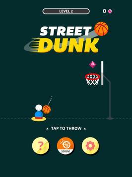 Street Dunk screenshot 3