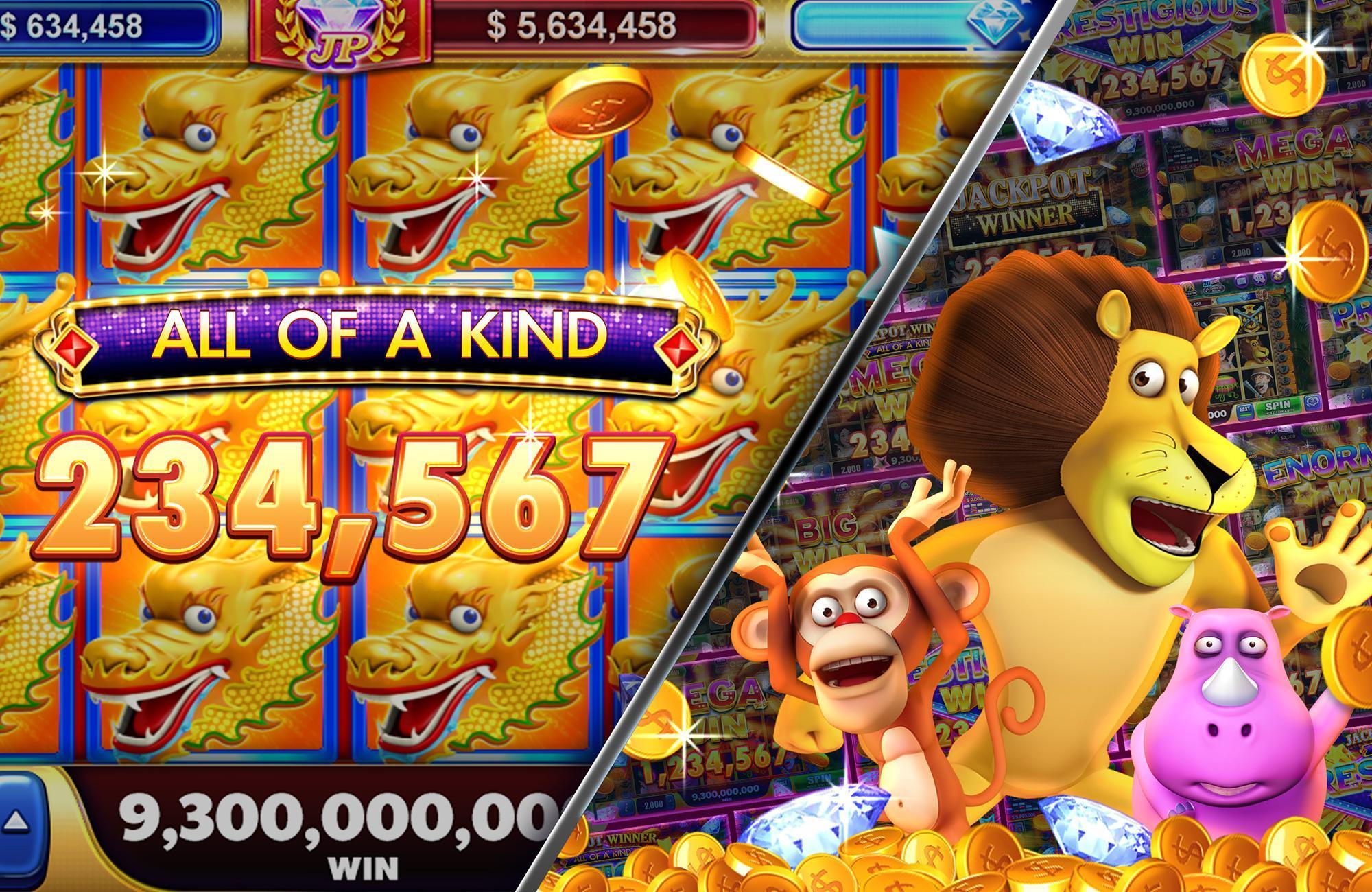 Free Slots Penny Slots Online