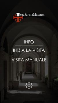Terra Sancta Museum poster