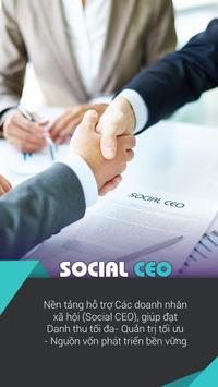 Social BOZ - Giải pháp doanh số poster