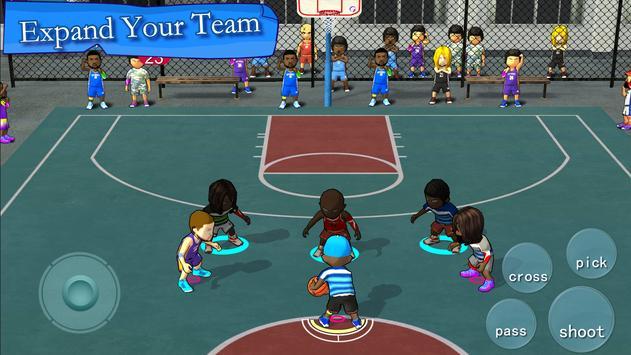 Street Basketball Association poster