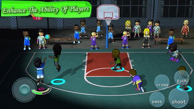 Street Basketball Association screenshot 13