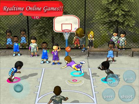 Street Basketball Association screenshot 6