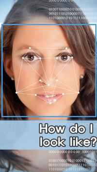 Couple matching score evaluator + Face analyzer poster