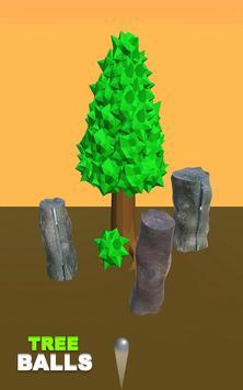 Tree Balls screenshot 3