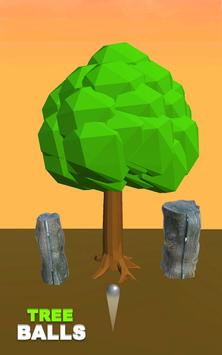 Tree Balls poster
