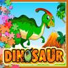 Puzzles dinosaurs icon