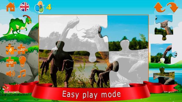 Dinozorlar bulmaca Ekran Görüntüsü 10