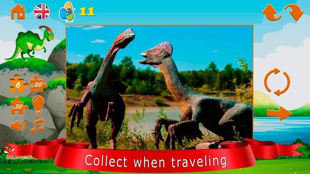 Dinozorlar bulmaca Ekran Görüntüsü 3