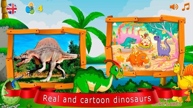 Dinozorlar bulmaca Ekran Görüntüsü 9