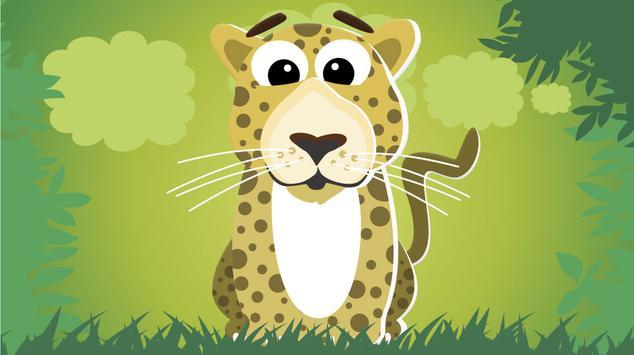Puzzles: wild animals screenshot 8