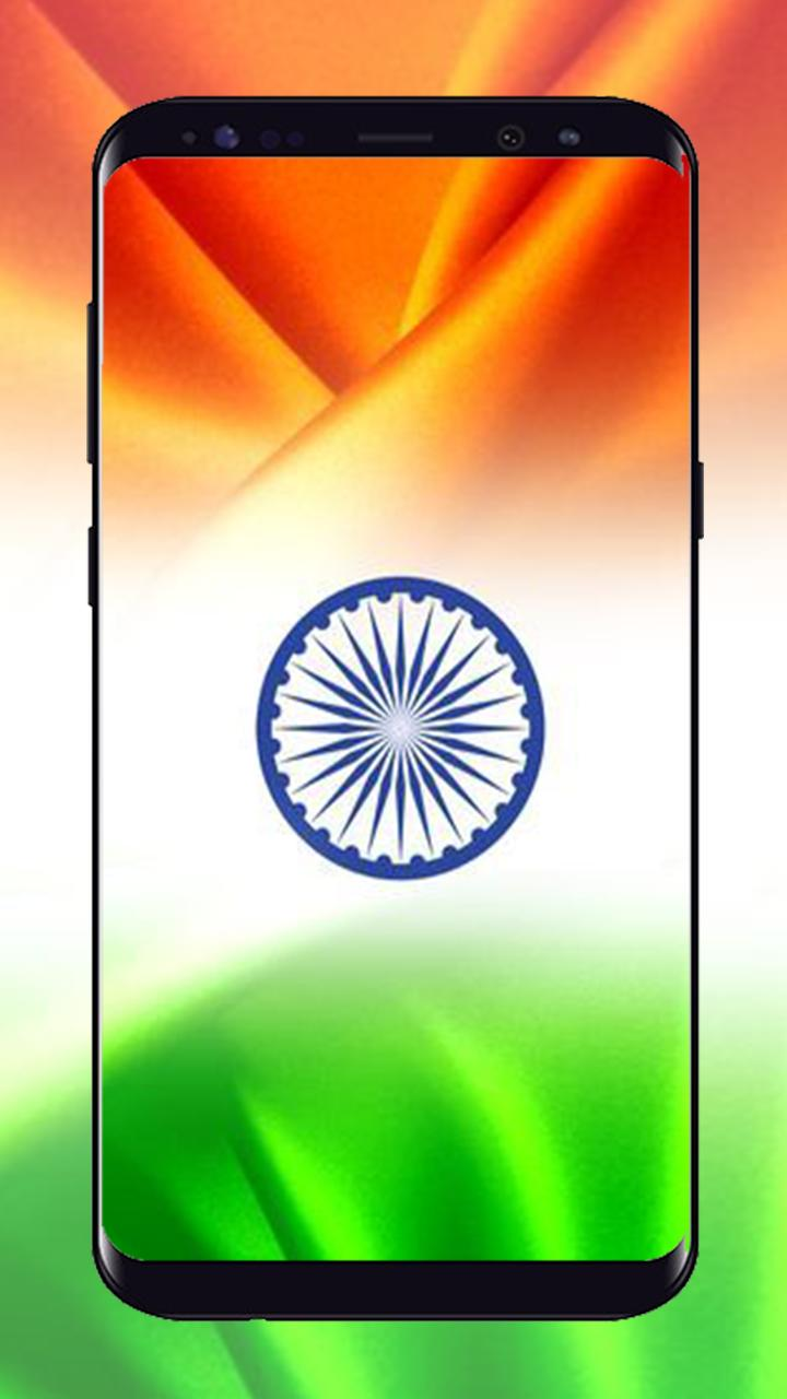 Indian Flag Hd Wallpapers Backgrounds For Android Apk Download