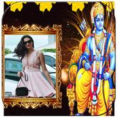 Ramnavmi Latest Photo Frame 2019 icon