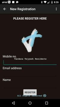 Vandana Tejyesh Residents screenshot 4