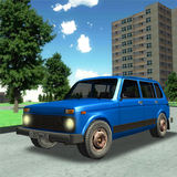 Russian SUV Simulator