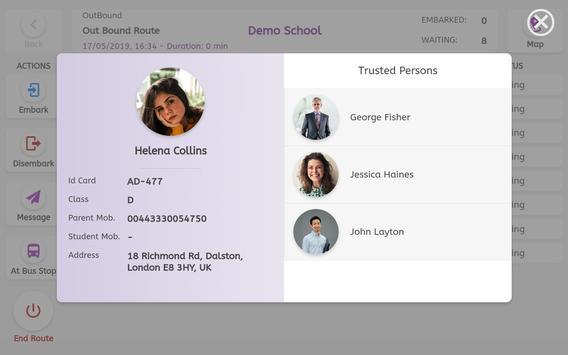 SchoolBusNet Driver screenshot 5
