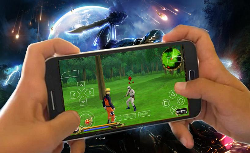 games psp iso for android