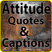 Attitude Quotes and Captions icon