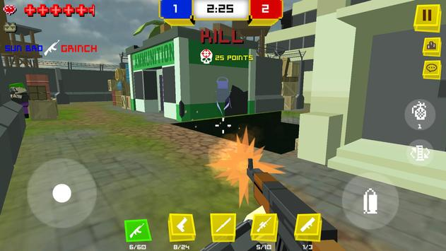 Pixel Fury screenshot 4