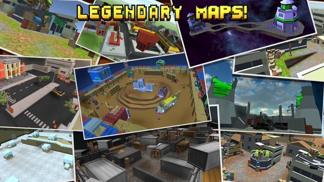 Pixel Fury screenshot 6