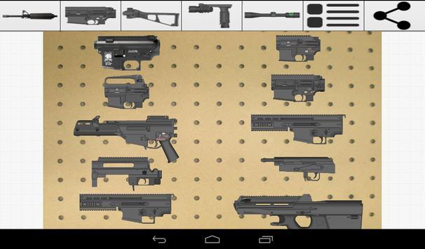 Weapon Builder screenshot 14