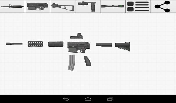 Weapon Builder screenshot 15