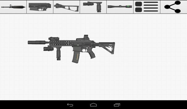Weapon Builder screenshot 13