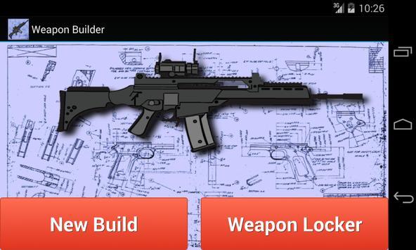 Weapon Builder screenshot 20