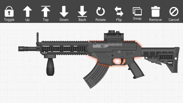 Weapon Builder screenshot 5