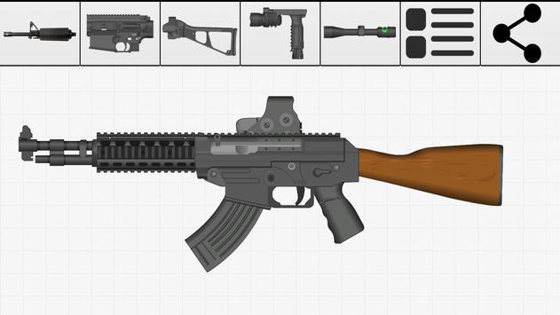 Weapon Builder screenshot 8