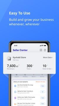 Lazada Seller Center - Online Selling! screenshot 2