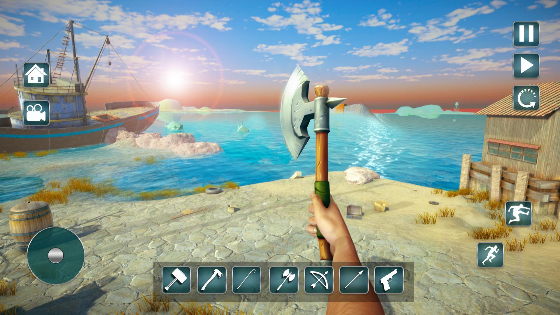 Raft Survival Island Simulator For Android Apk Download