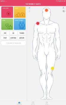 Patient Communicator Ekran Görüntüsü 8