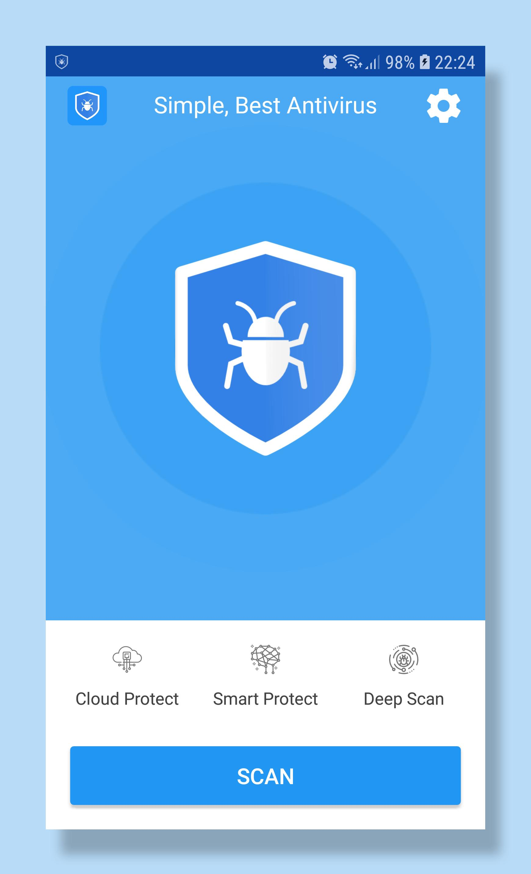 Simple - Best Antivirus for Android - APK Download