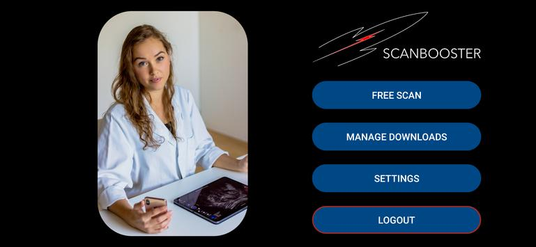 Scanbooster Ultrasound Simulator syot layar 2