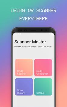 Scanner Master Lite poster